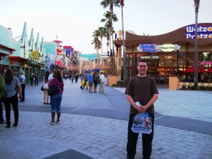 Dc in Downtown Disney