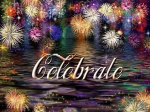 Let's all celebrate