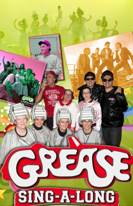GreaseSR
