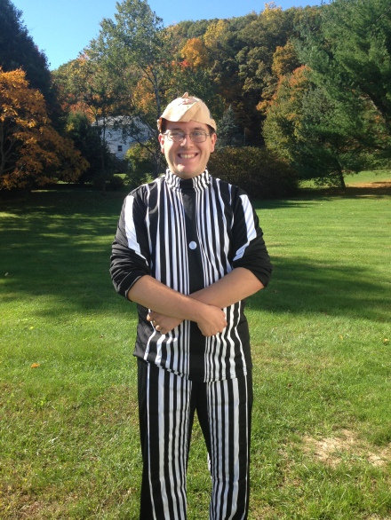 DC as the Doppler Effect