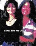 Cindi and Me 2011