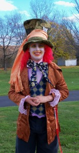 DC as the Mad Hatter