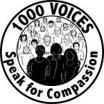 #1000speak for Compassion July 20, 2015 - Acceptance