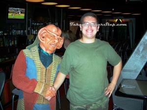 Star Trek Experience Quark's Bar