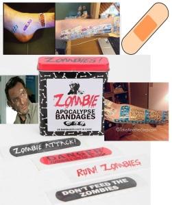zombie bandaids