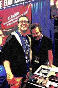 DC and Curtis Armstrong