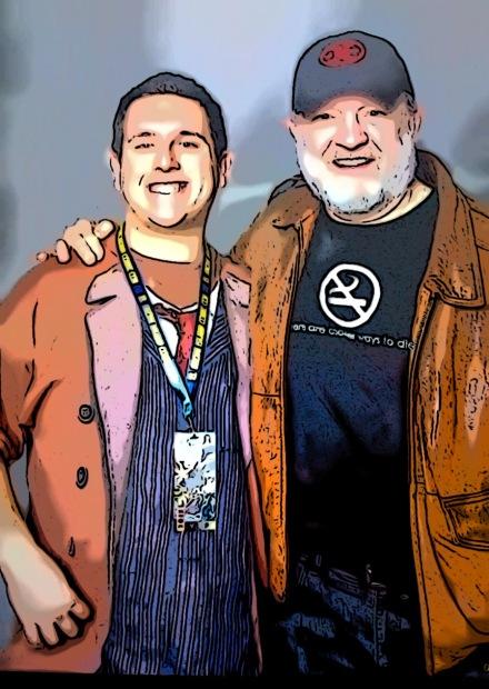 DC and Jim Beaver