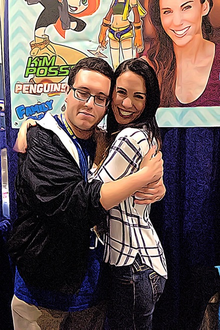 DC and Christy Carlson Romano