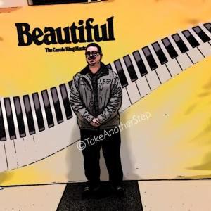 DC at Carole King - Beautiful